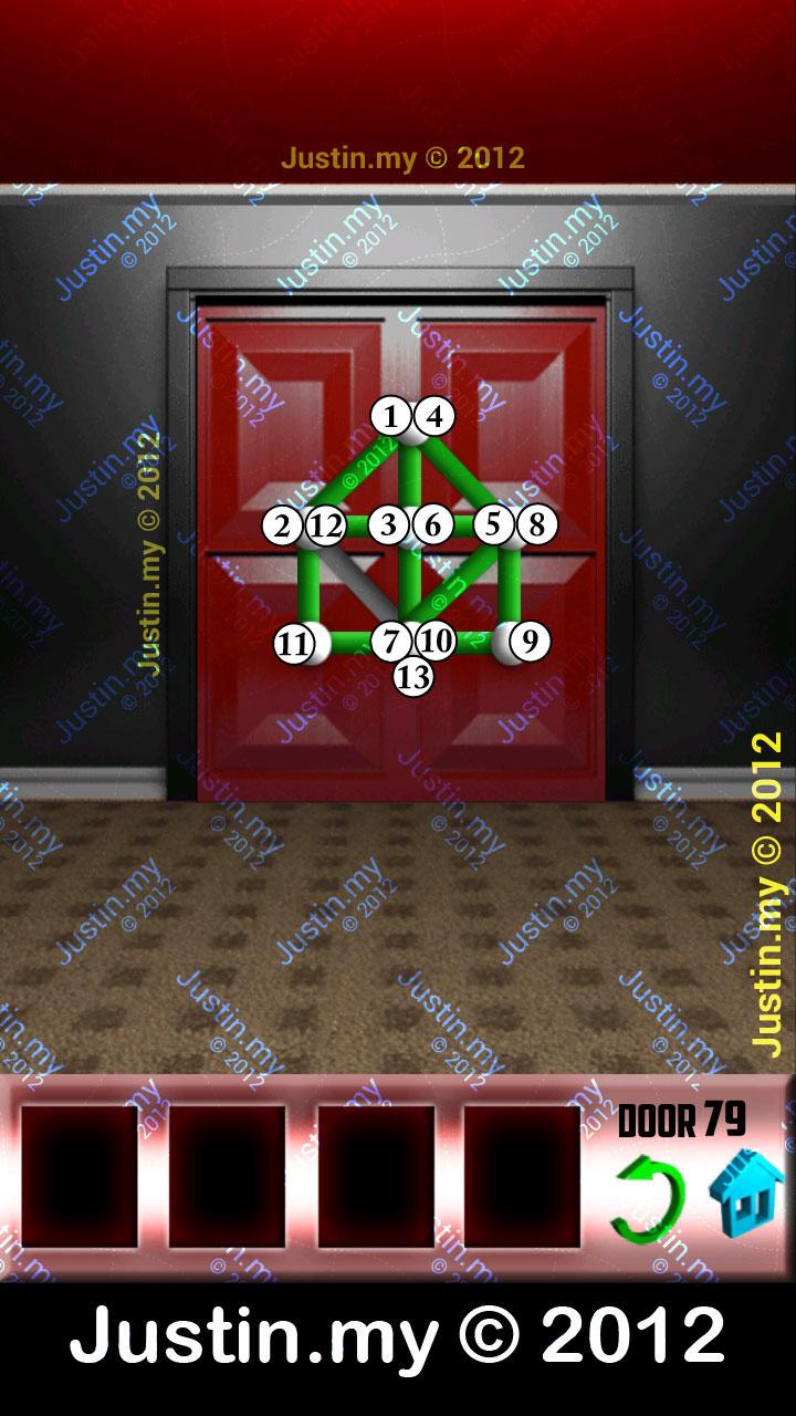100 Doors X Level 79