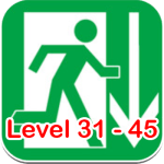 100 Exits Walkthrough Level 31 to Level 45 Update