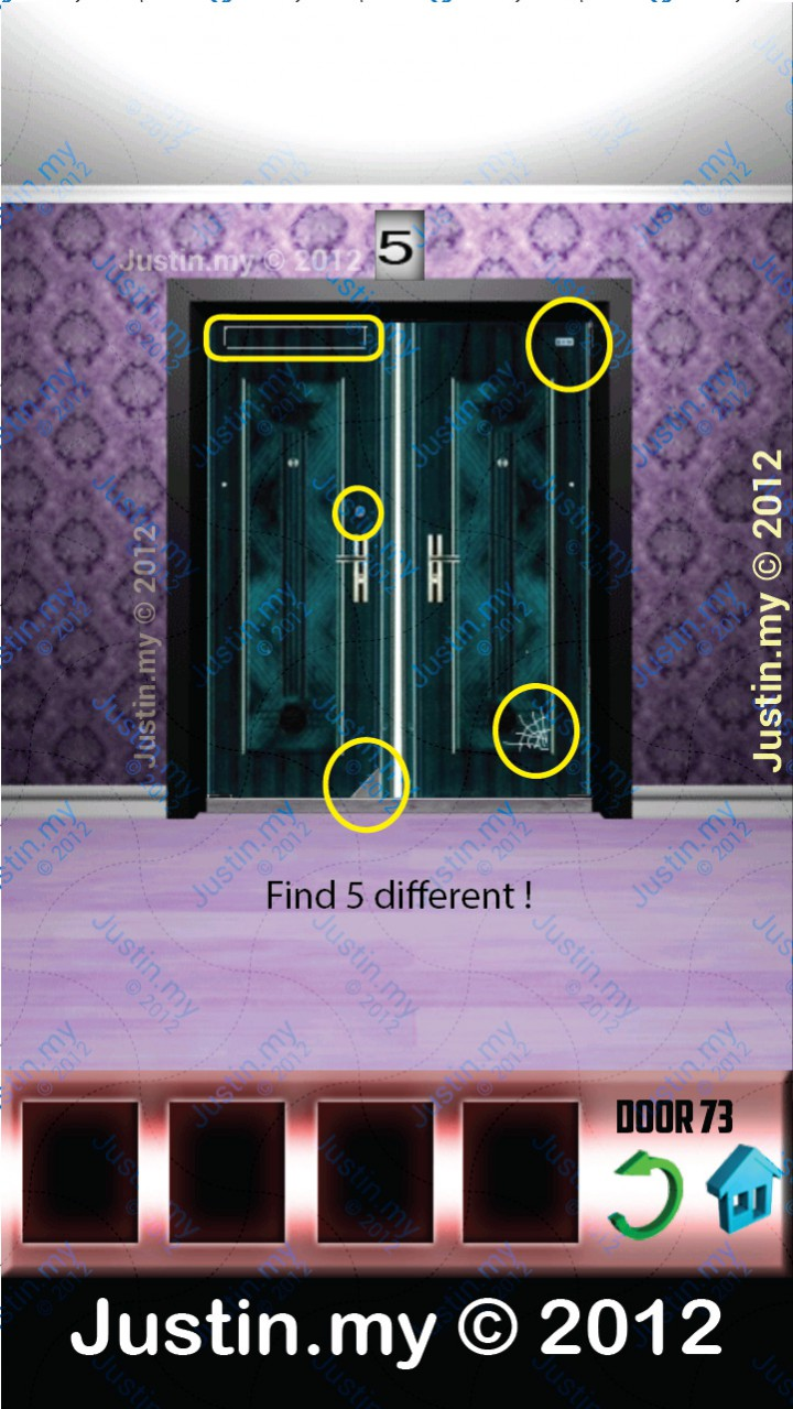 100 Doors Walkthrough Level 73