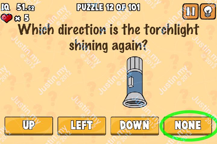 Whats My IQ Cheats Level 12