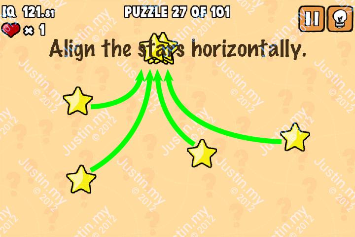 Whats My IQ Cheats Level 27