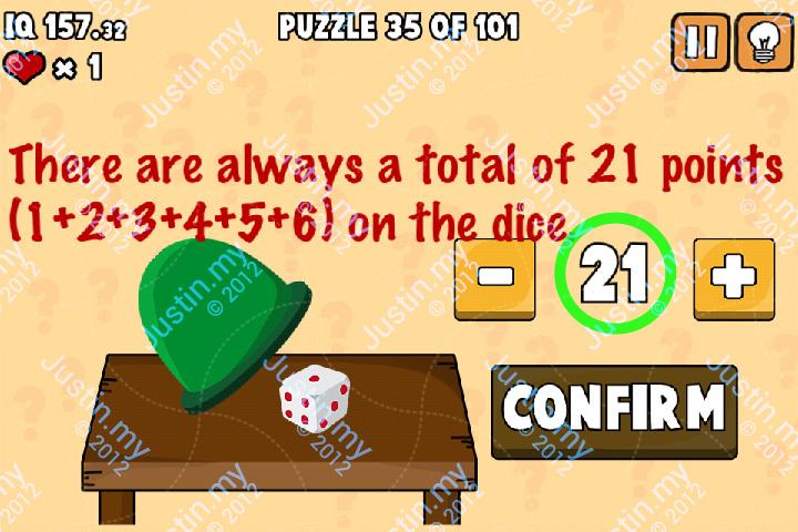 Whats My IQ Cheats Level 35