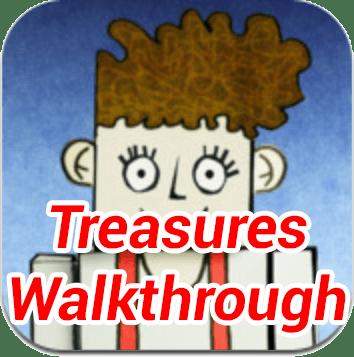 Albert Treasure Walkthrough