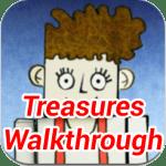 Albert Treasures Walkthrough for iPhone, iPad, iPod