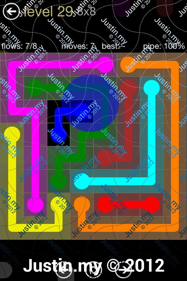 Flow 8x8 Mania Level 029