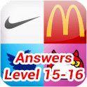 Logo Quiz Answers Level 15 16