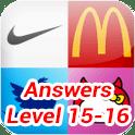 Logo Quiz Classic Level 15-16 Update