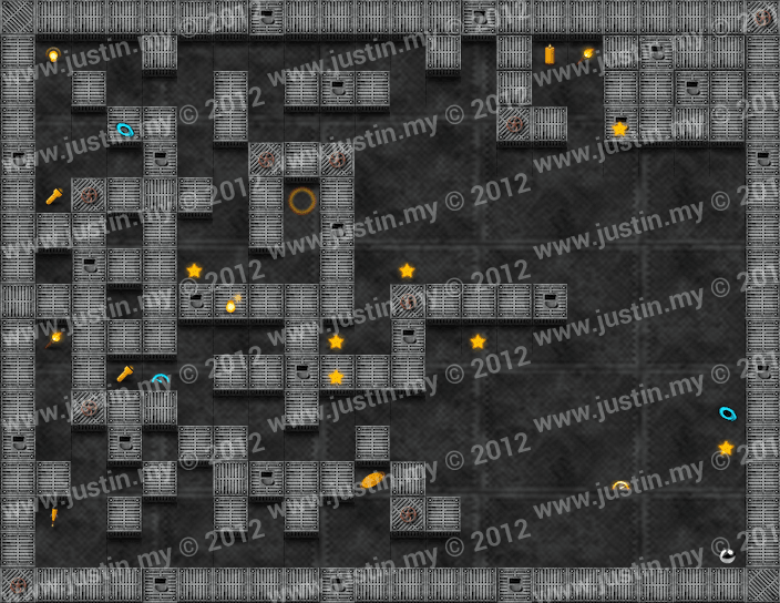 Reveal the Maze Level 1-16