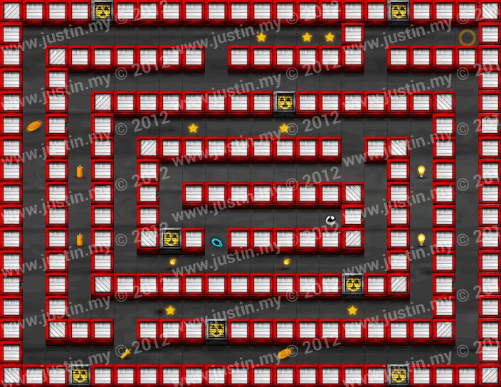 Reveal the Maze Level 2-11