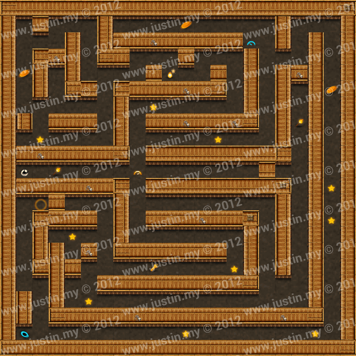Reveal the Maze Level 3-1