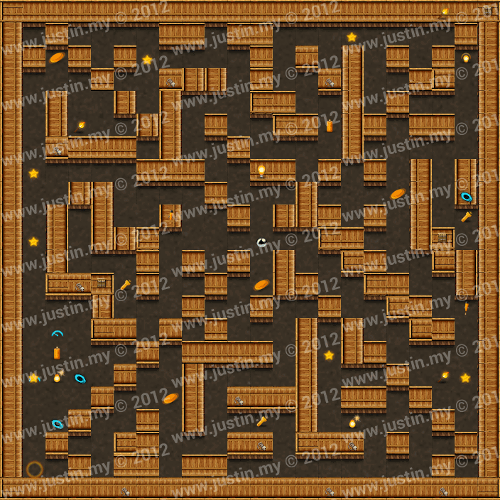Reveal the Maze Level 3-12