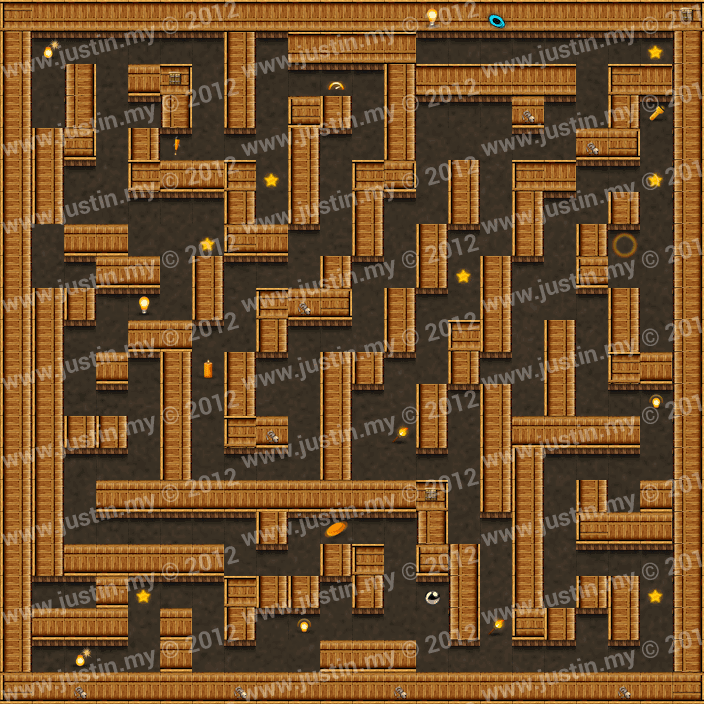 Reveal the Maze Level 3-9