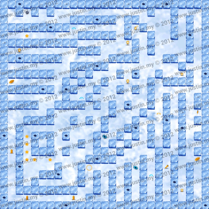 Reveal the Maze Level 4-16