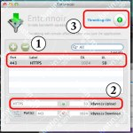 How to limit PhotoStream upload speed in Mac OS X ?