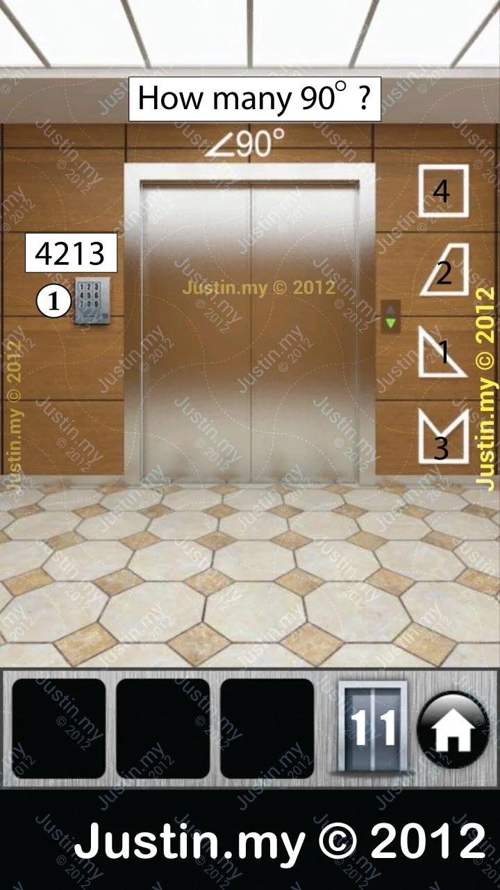 100 Doors 2013 Level 11