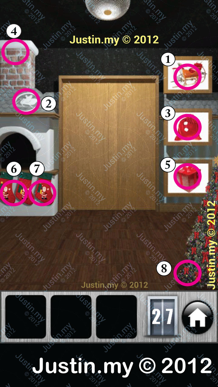 100 Doors 2013 Level 27