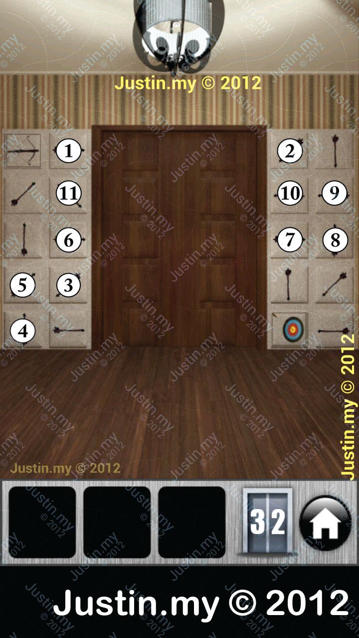 100 Doors 2013 Level 32