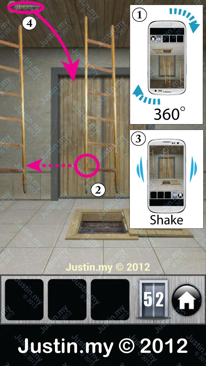 100 Doors 2013 Level 52