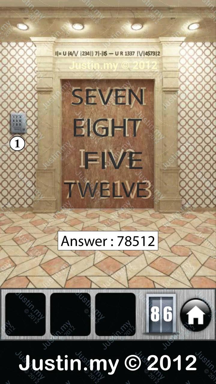 100 Doors 2013 Level 86