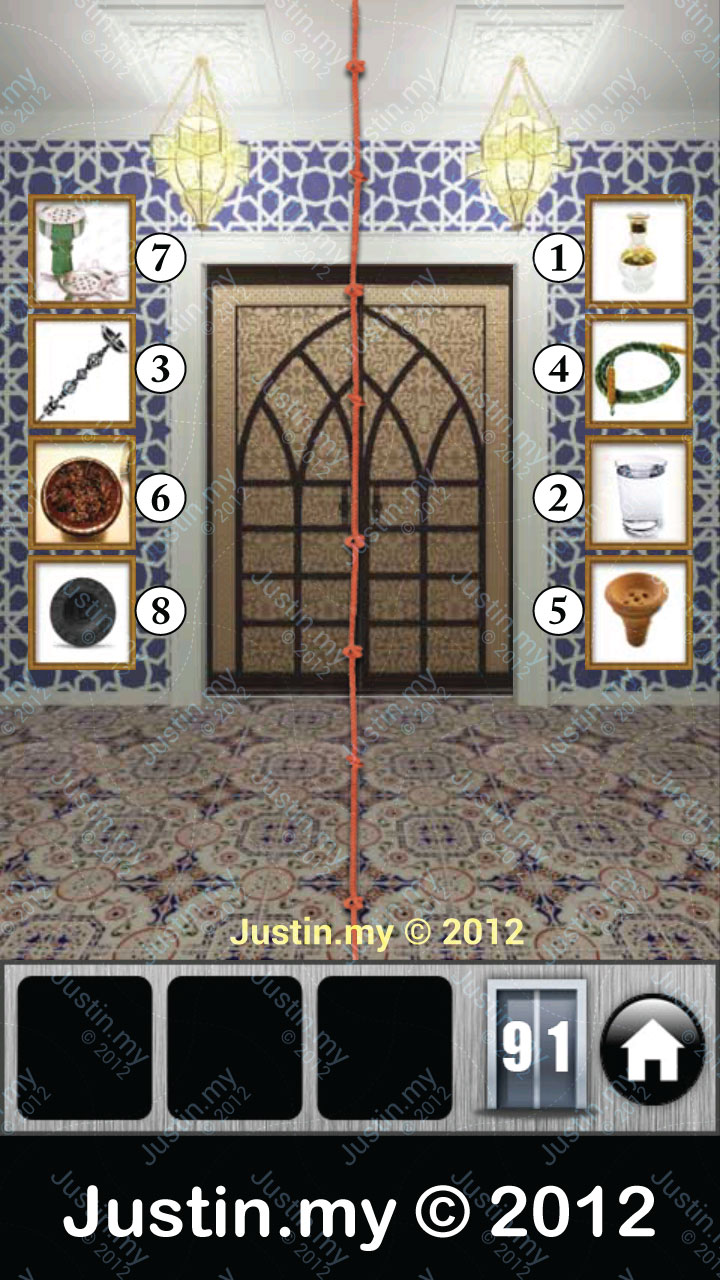 100 Doors 2013 Level 91