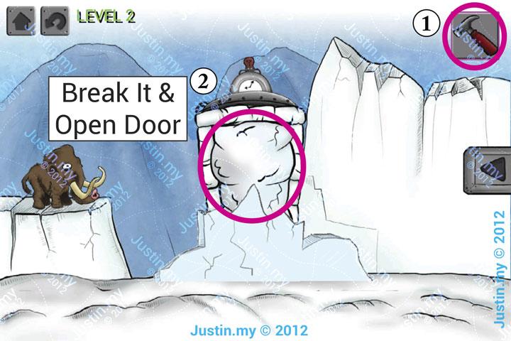200 Doors Level 2