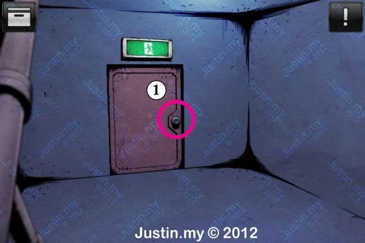Doors & Rooms Level 1-1