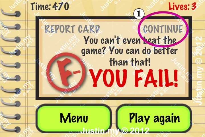 Impossible Test Answers Level 66