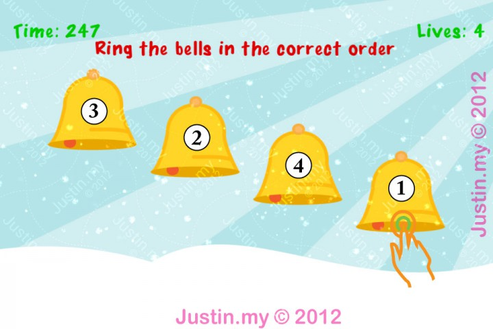 Impossible Test Christmas Level 25
