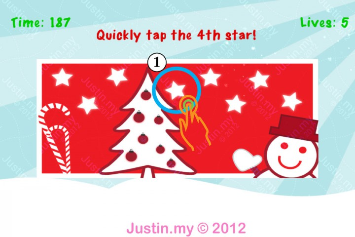 Impossible Test Christmas Level 29