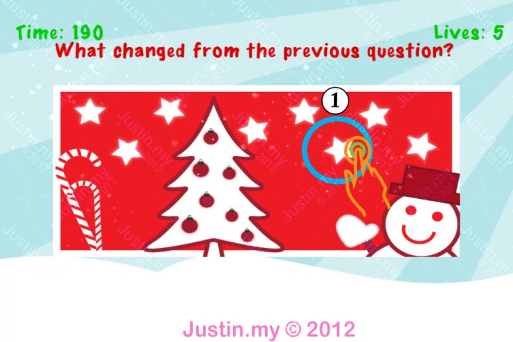 Impossible Test Christmas Level 30