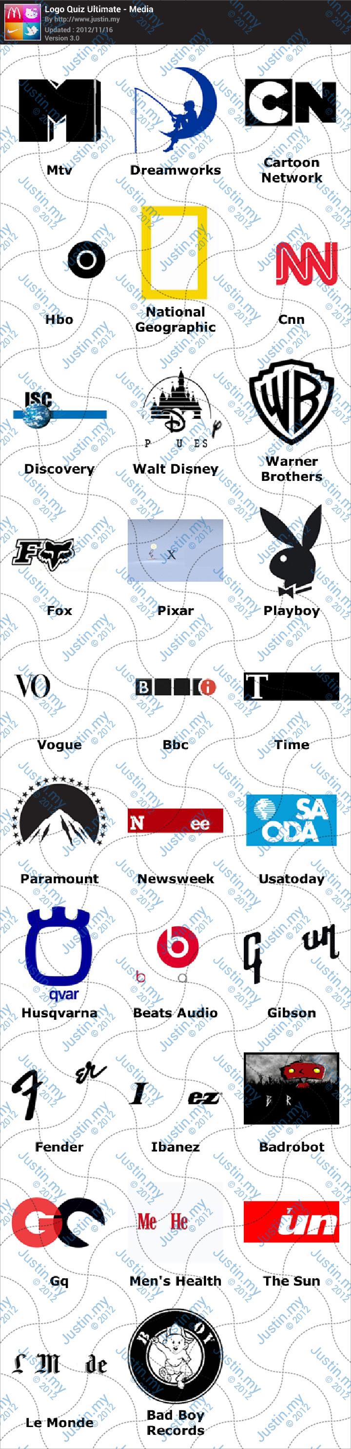 Logo Quiz Ultimate Media