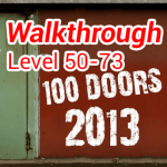 100 Doors 2013 Level 50-73 Update