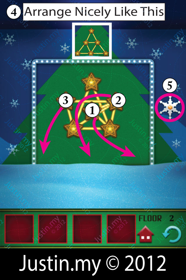 100 Floors Christmas Level 2