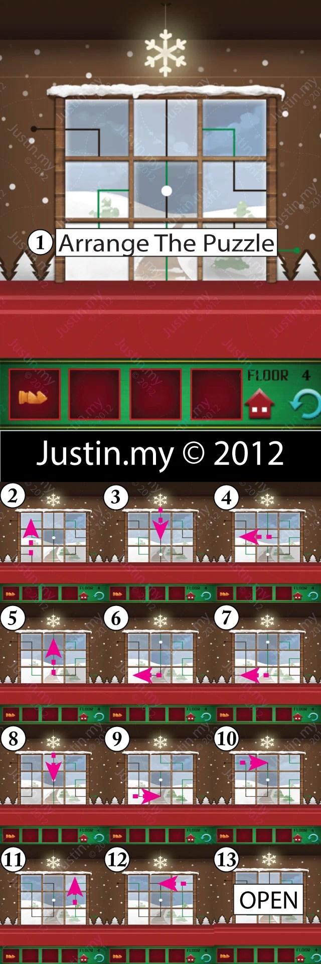 100 Floors Christmas Level 4 v2
