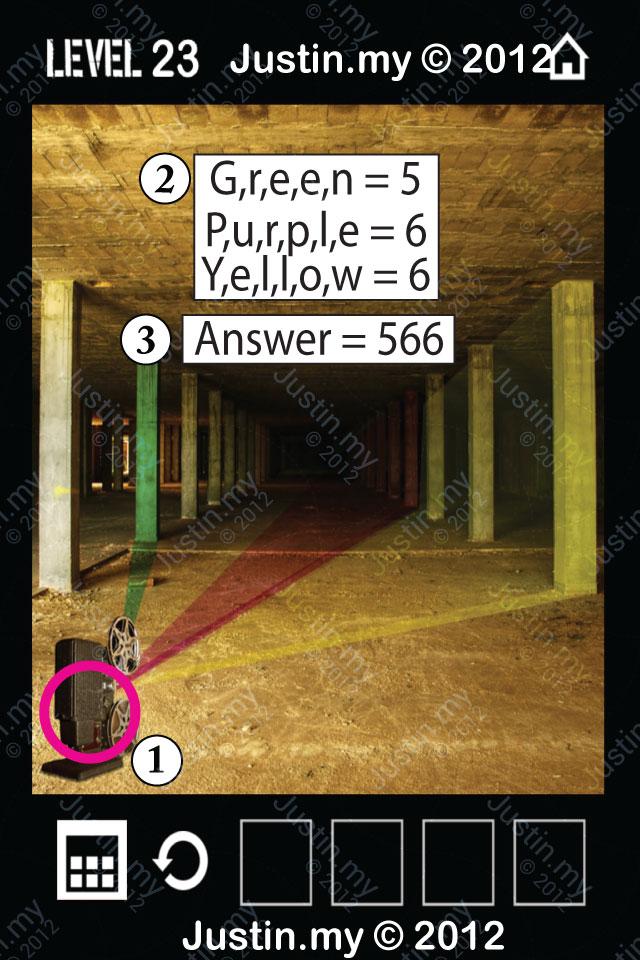 Factory 96 Level 23