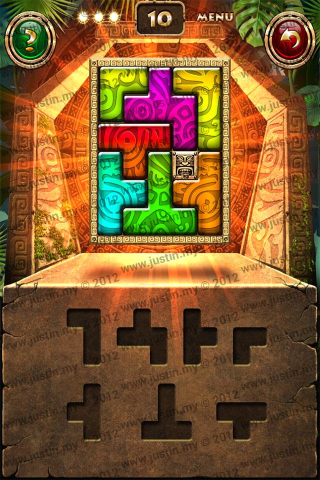 Montezuma Puzzle Level 10