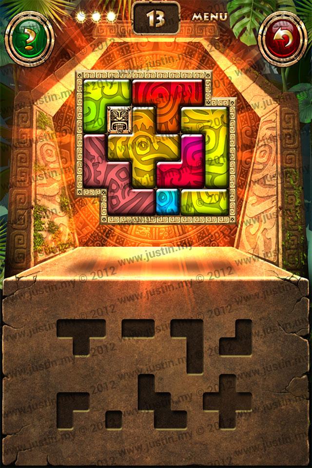 Montezuma Puzzle Level 13
