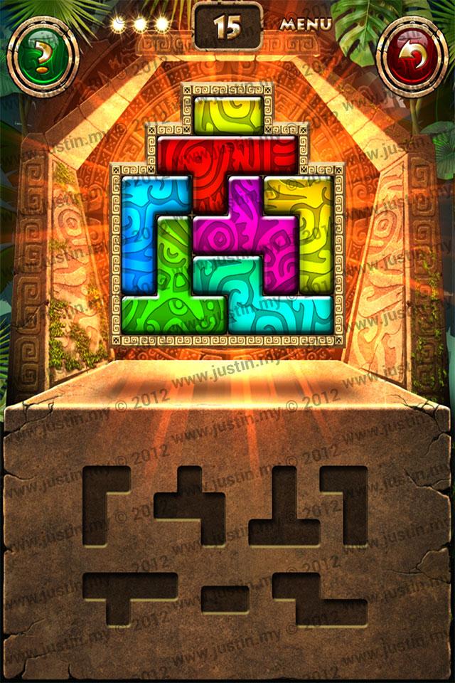 Montezuma Puzzle Level 15