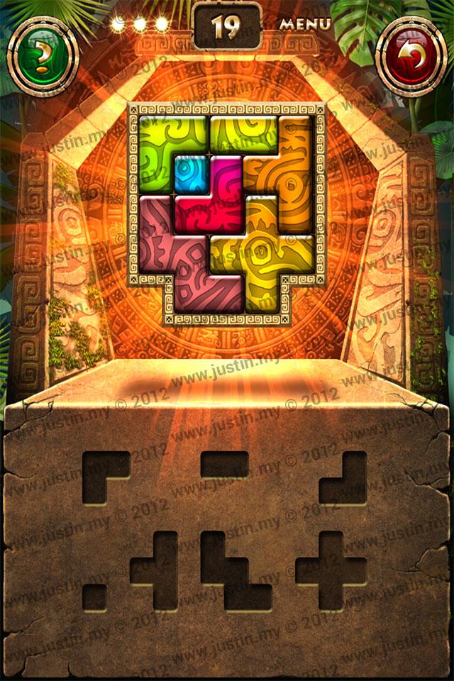 Montezuma Puzzle Level 19