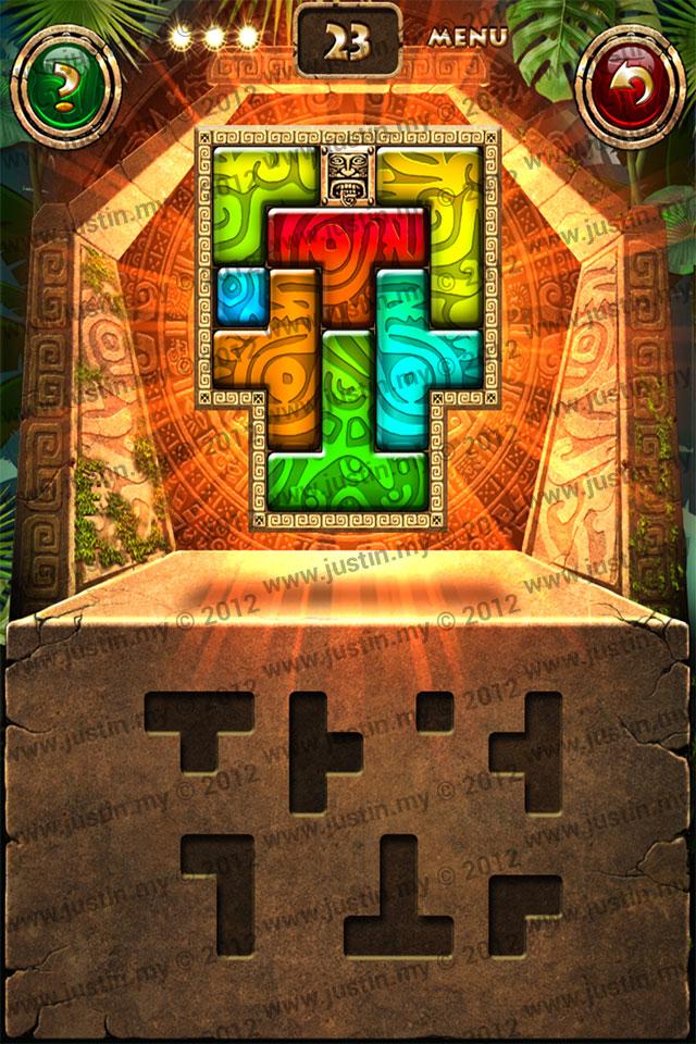Montezuma Puzzle Level 23