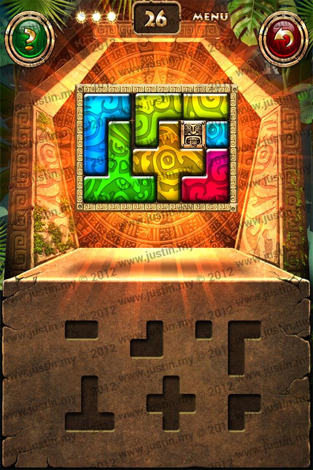 Montezuma Puzzle Level 26