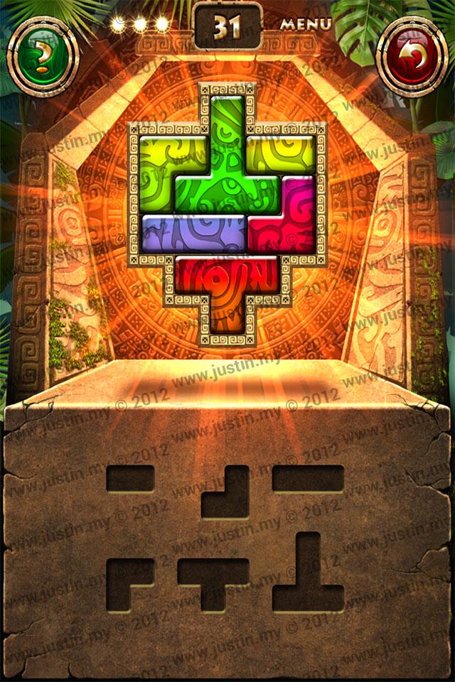 Montezuma Puzzle Level 31
