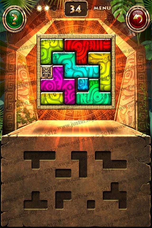 Montezuma Puzzle Level 34
