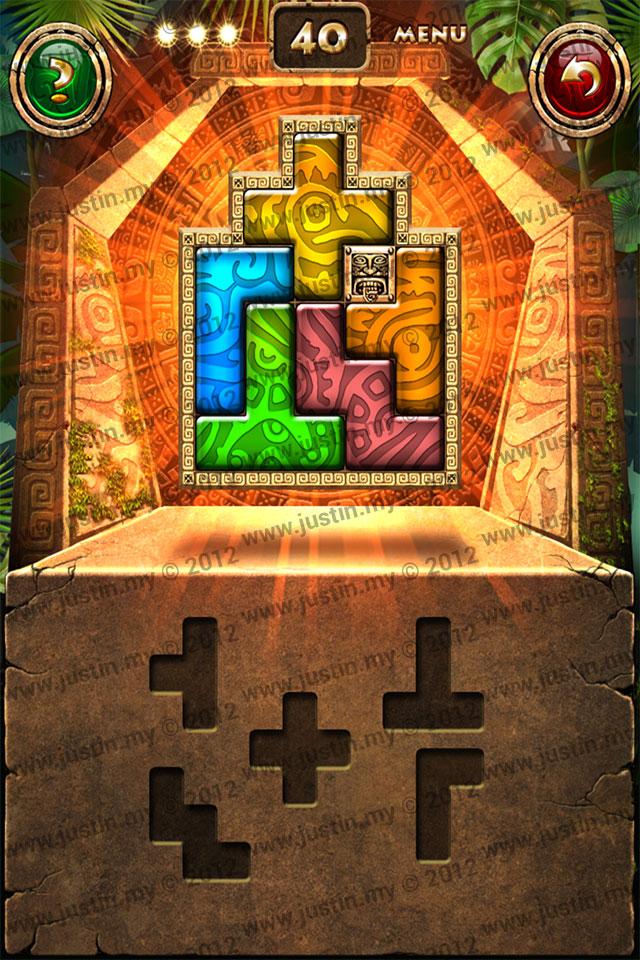 Montezuma Puzzle Level 40