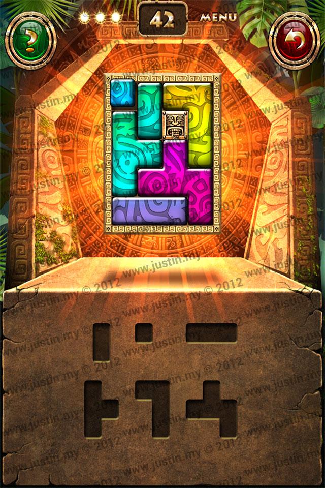 Montezuma Puzzle Level 42