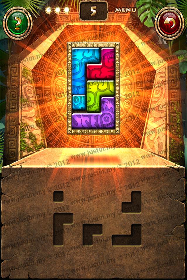 Montezuma Puzzle Level 5