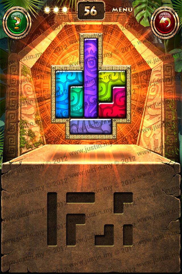 Montezuma Puzzle Level 56
