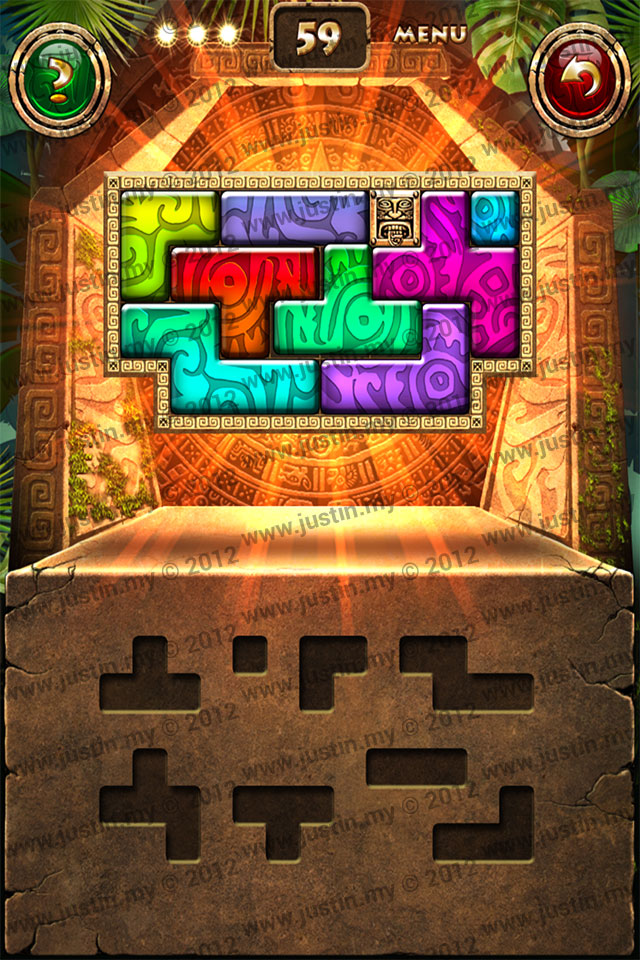 Montezuma Puzzle Level 59