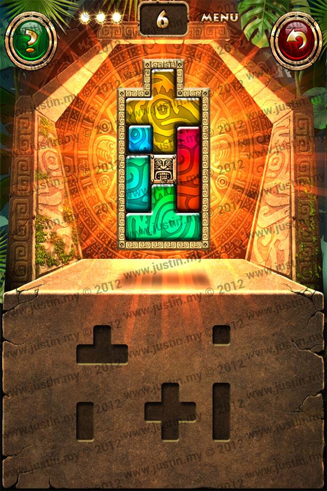 Montezuma Puzzle Level 6