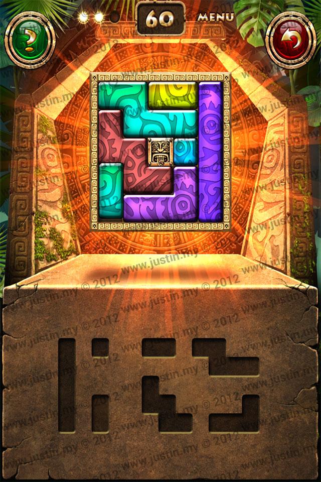 Montezuma Puzzle Level 60